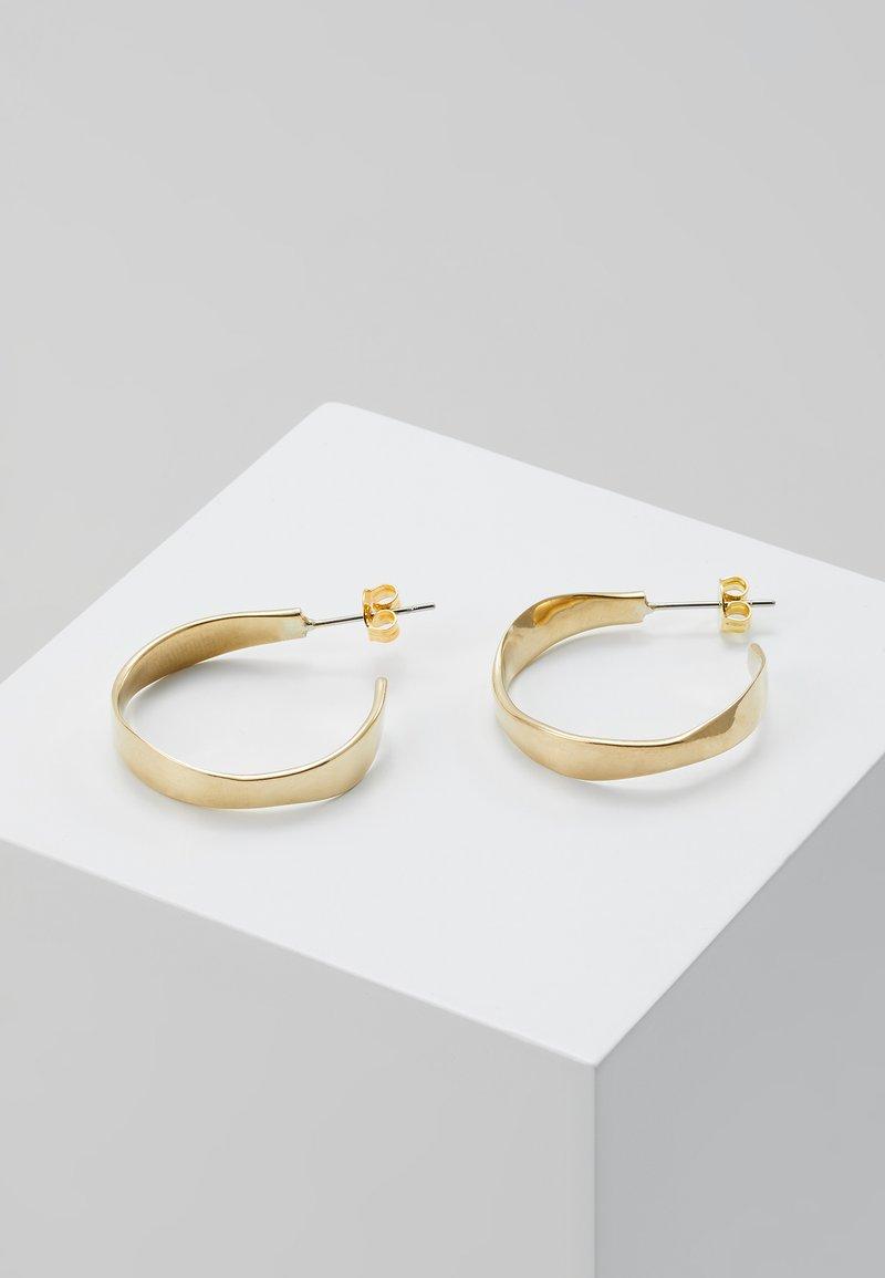 Soko - PENDO HOOP SMALL - Earrings - gold-coloured