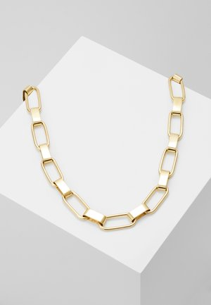 CAPSULE COLLAR NECKLACE - Ketting - gold-coloured