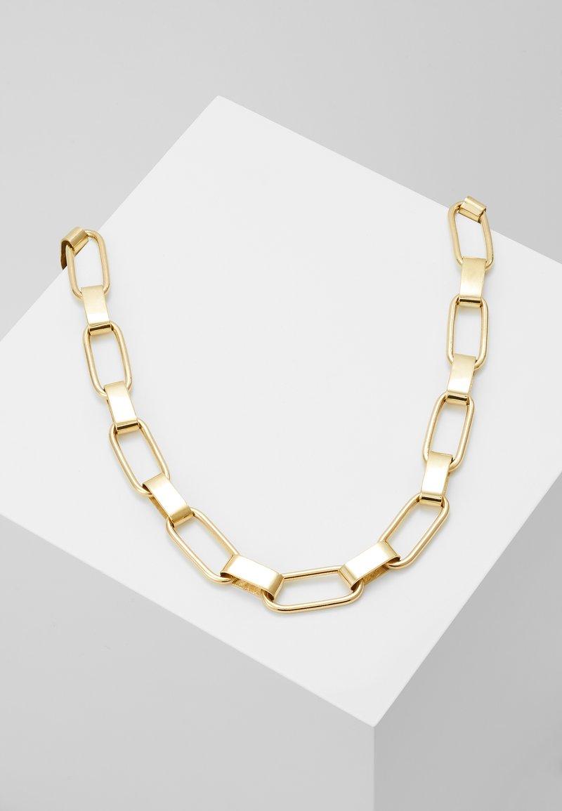 Soko - CAPSULE COLLAR NECKLACE - Collier - gold-coloured