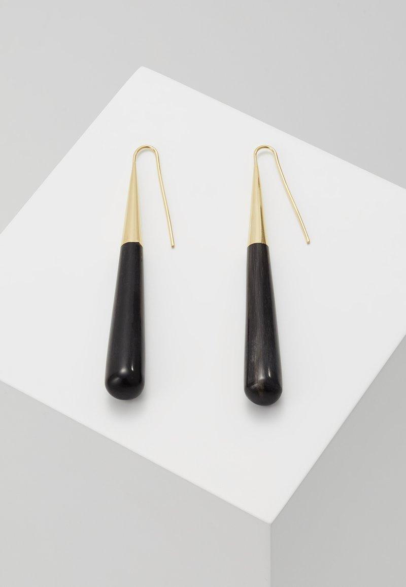 Soko - PIA THREADERS - Boucles d'oreilles - black