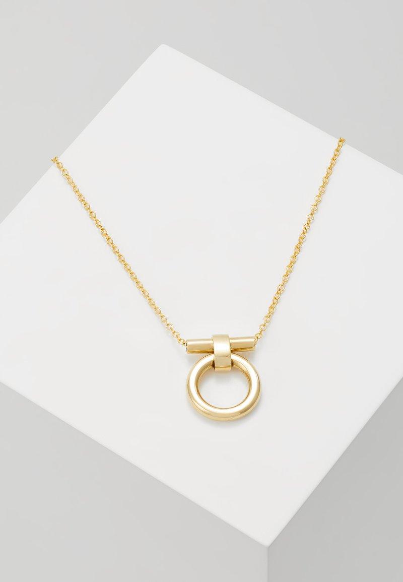Soko - DELICATE ISLE NECKLACE - Smykke - gold-coloured