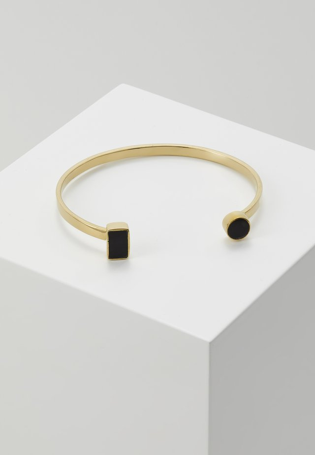 OPEN MARI CUFF - Armband - black