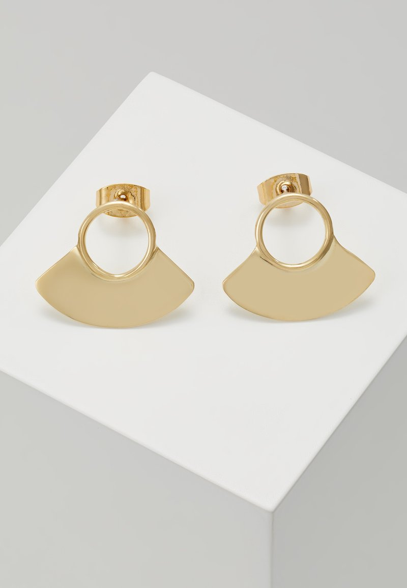 Soko - PETITE PADDLE STUD - Earrings - gold-coloured