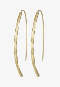 Soko - TWIST BOW EARRINGS - Kolczyki - gold-coloured - 3