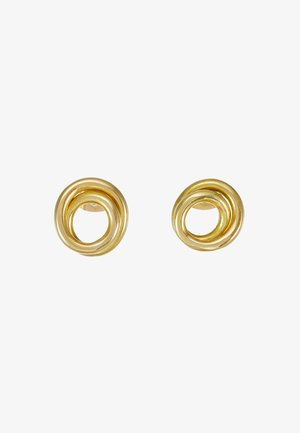 LINEA STUDS - Orecchini - gold-coloured