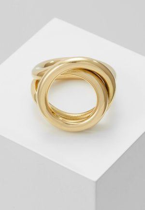 LINEA - Ringar - gold-coloured