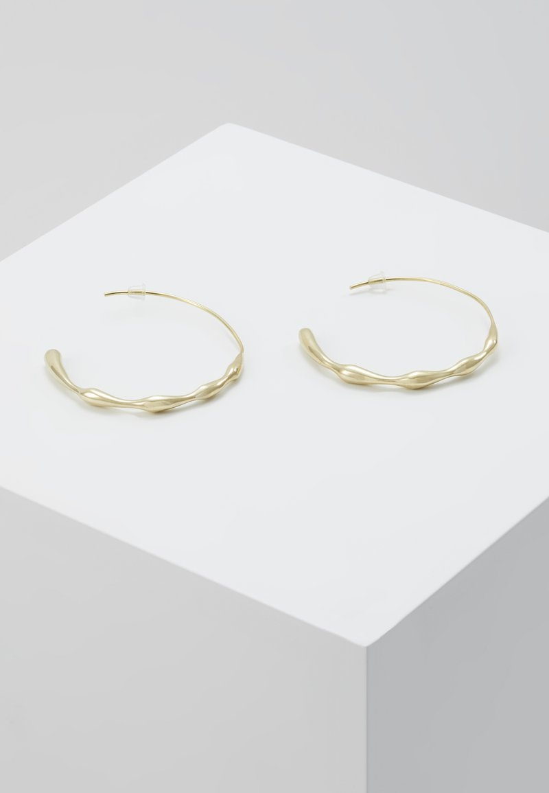 Soko - MOTO HOOPS - Boucles d'oreilles - gold-coloured