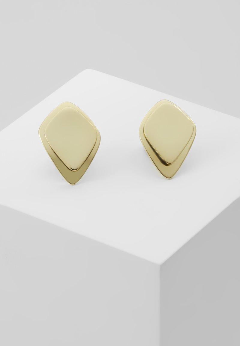 Soko - MAKENA STUD EARRINGS - Øreringe - gold-coloured