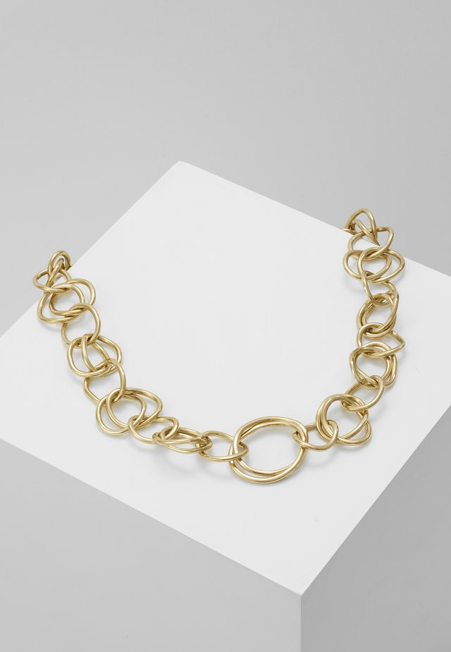 NIA COLLAR NECKLACE - Halskette - gold-coloured