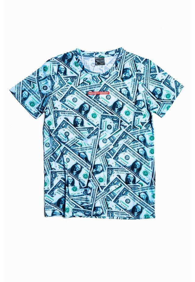 CASH - Print T-shirt - multi