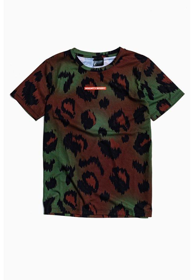 ANIMAL - Print T-shirt - multi