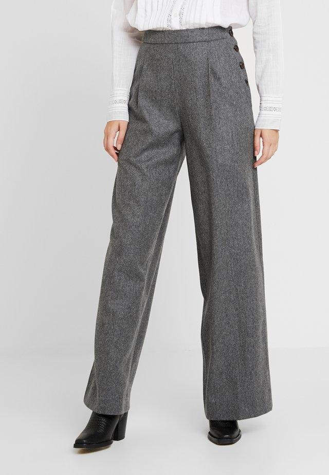 GONTRAN - Trousers - gris