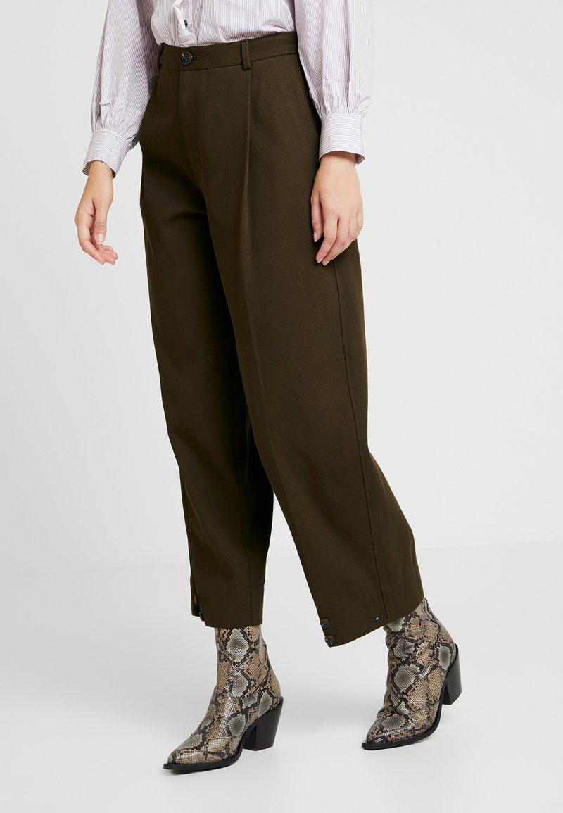 Soeur - FELIX - Pantalon classique - kaki