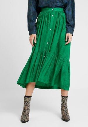 HEART - Falda plisada - vert