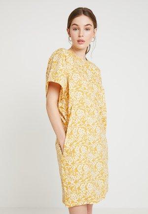 FANNY ROBE - Vapaa-ajan mekko - yellow