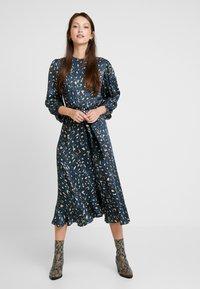 Soeur - GOA - Maxi dress - ardoise - 0