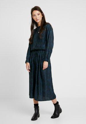 GLORIA - Shirt dress - ardoise