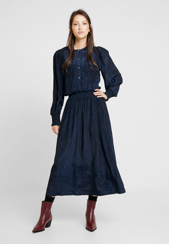 GRETEL - Maxi dress - navy