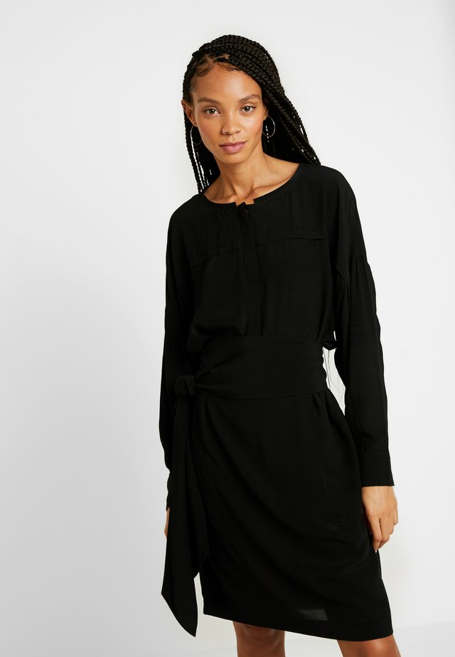 GIULIETA - Shirt dress - noir