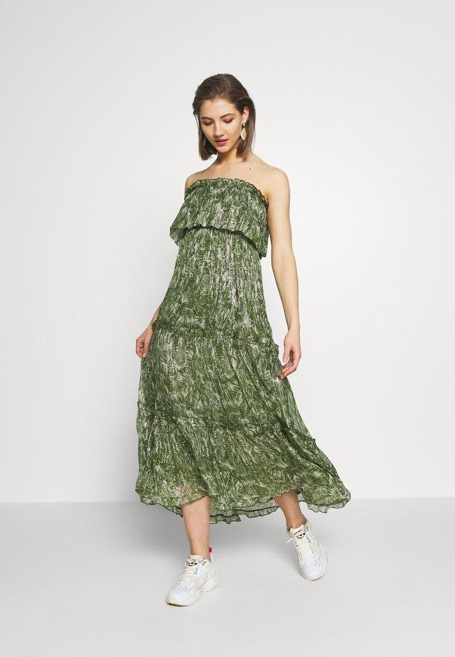 JUDE - Korte jurk - vert