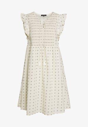 JASMINE - Denní šaty - ecru
