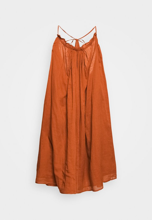 JOUR - Day dress - terre brulee