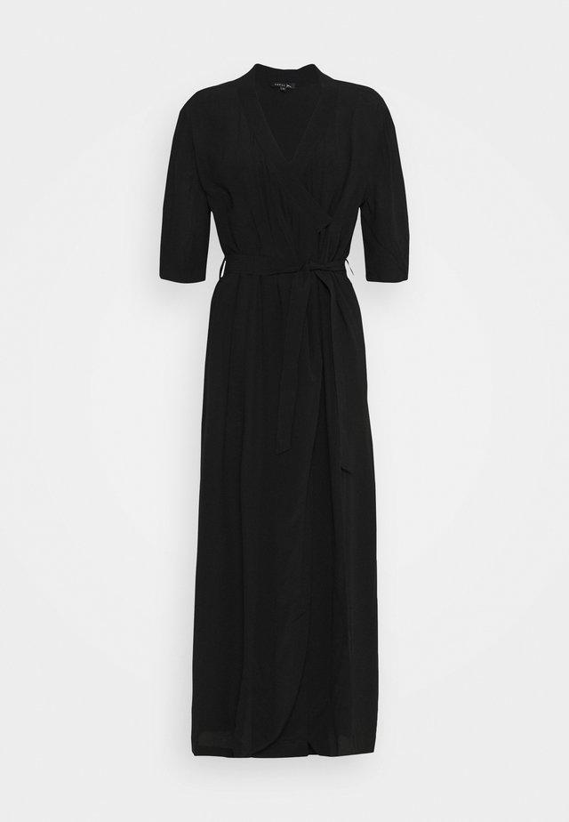 FUKUSHIMA - Denní šaty - noir