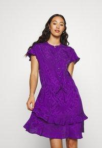 Soeur - JIULIA - Košilové šaty - violet - 2