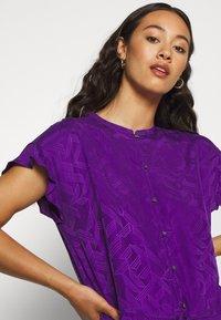 Soeur - JIULIA - Košilové šaty - violet - 4