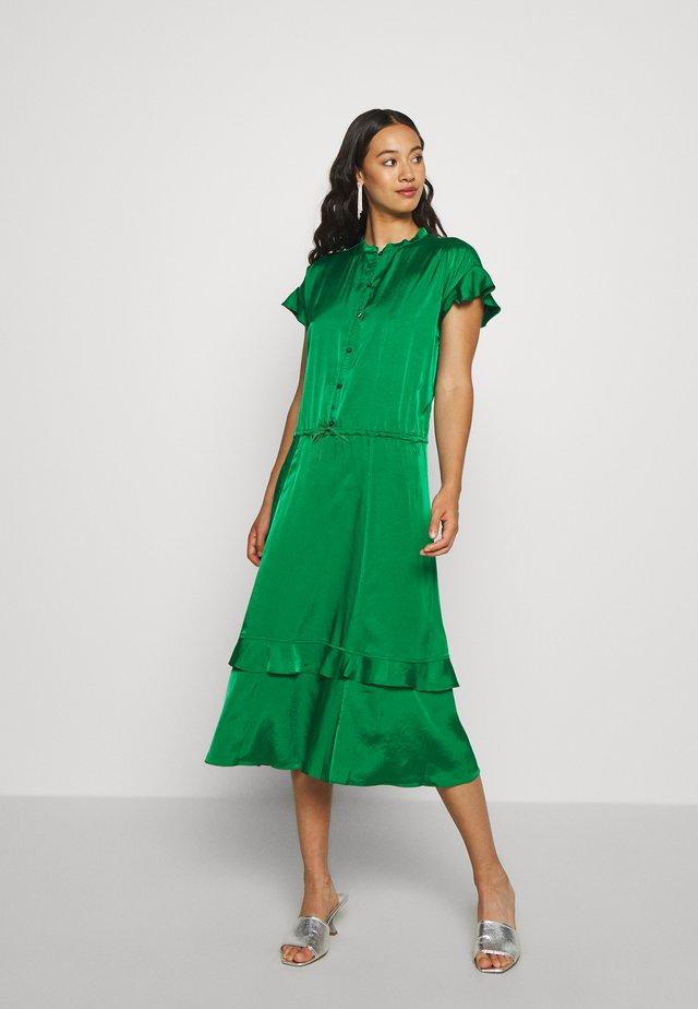 FLAMENCO - Blusenkleid - vert