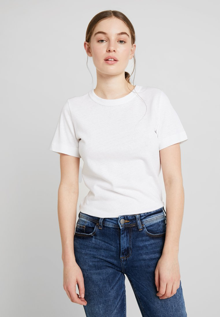 Soeur - CYRIL - Basic T-shirt - blanc