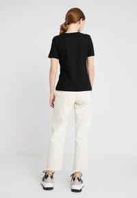 Soeur - CYRIL - T-shirt basique - noir - 2