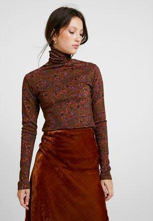HARPER - Long sleeved top - rose