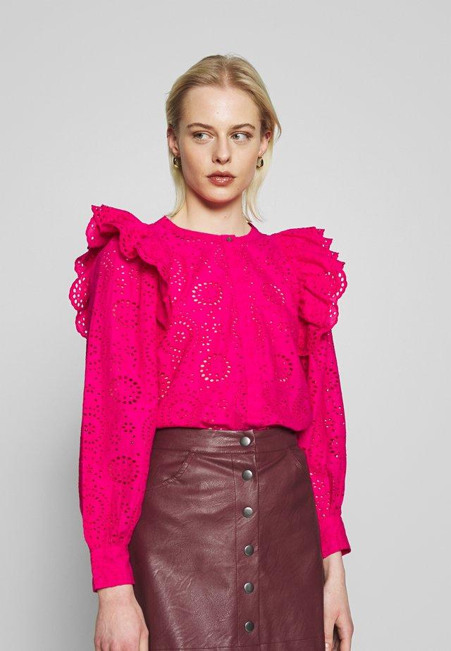 INESA - Camicia - rose