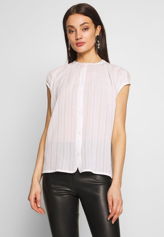 VOISINE - Bluse - blanc