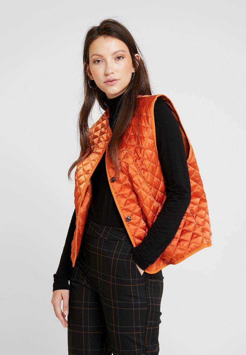 Soeur - GALINOU - Waistcoat - orange