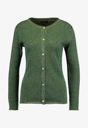 GLAMOUR - Cardigan - vert/gold