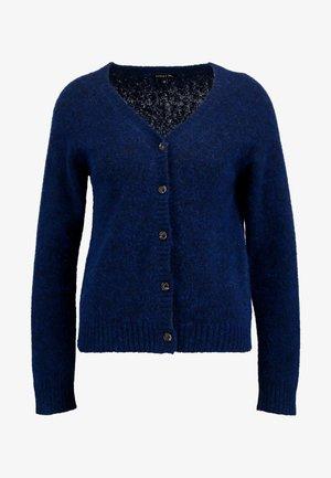 ÉCLAIR - Cardigan - bleu chine