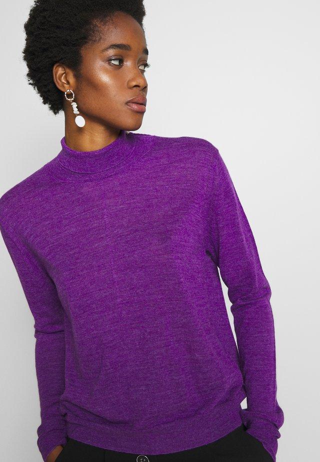 JANVIER - Svetr - violet