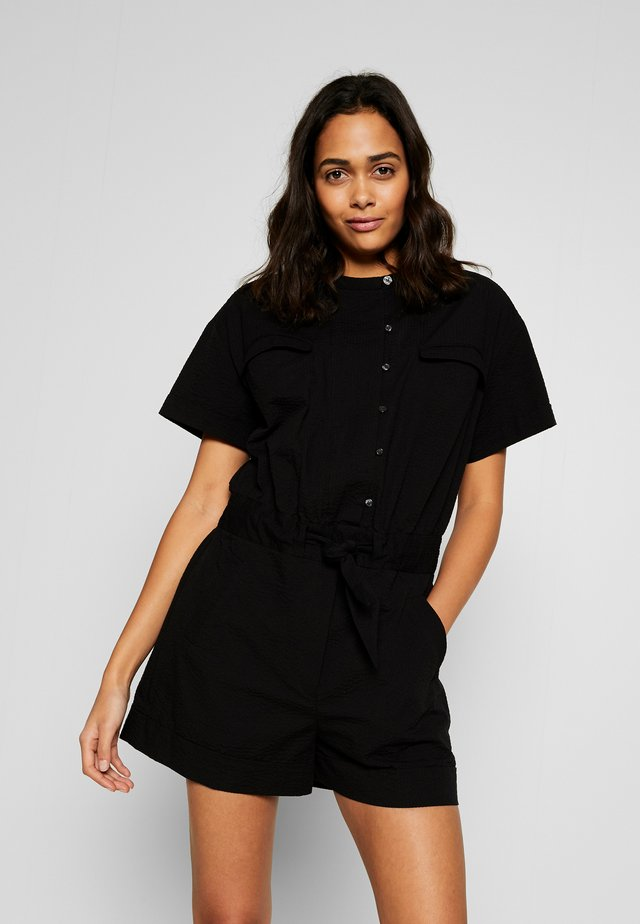 ISORE - Overall / Jumpsuit - noir