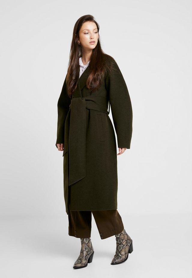 HARVARD - Zimní kabát - kaki