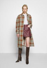 Soeur - GADGET - Zimní kabát - multico - 1