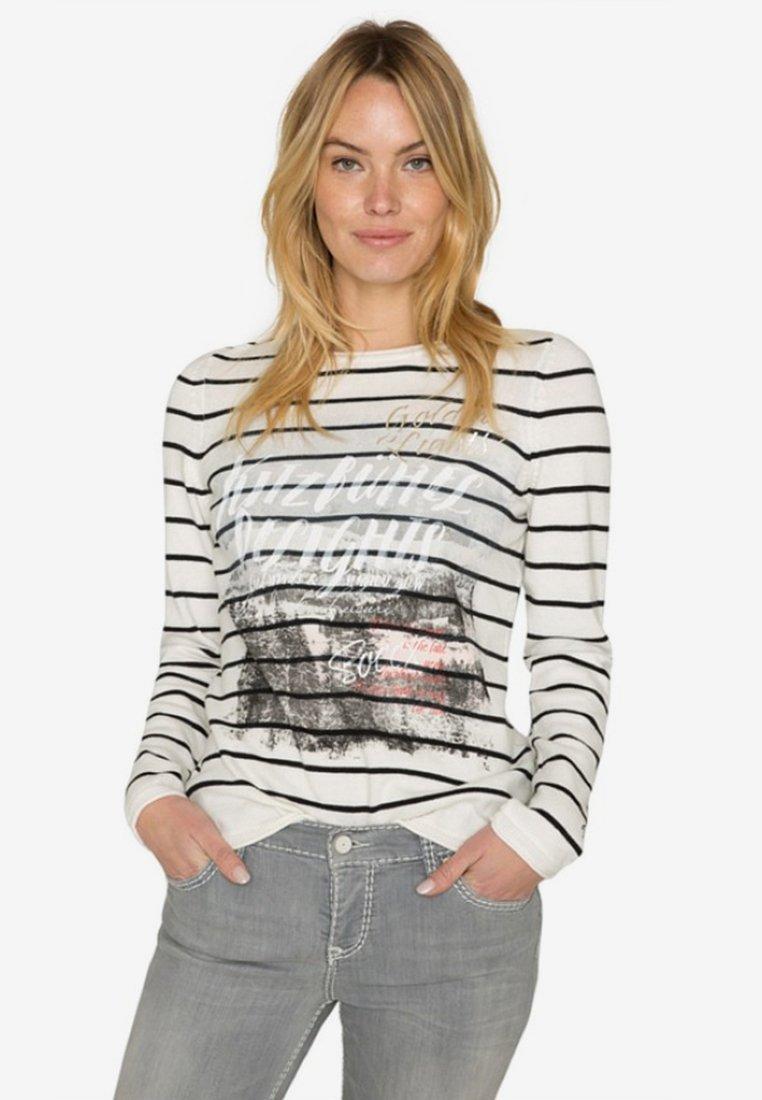 Soccx - Sweatshirt - white