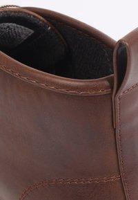 Soviet - Chaussures à lacets - brown - 4