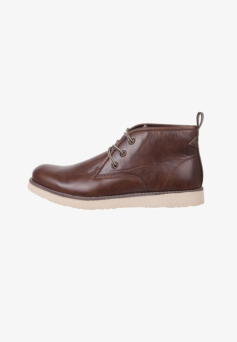 Soviet - Chaussures à lacets - brown