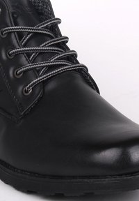 Soviet - REMIX  - Bottines à lacets - black - 5