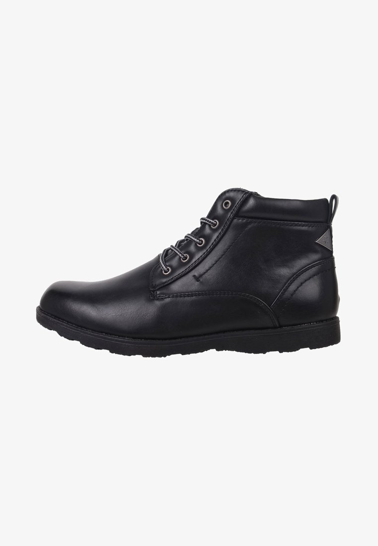 Soviet - REMIX  - Bottines à lacets - black