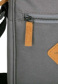SoulCal - Across body bag - anthracite/ black - 5