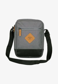 SoulCal - Across body bag - anthracite/ black - 0