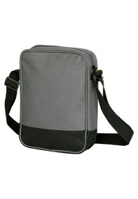 SoulCal - Across body bag - anthracite/ black - 1